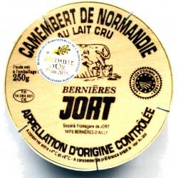 Camembert Jort AOC
