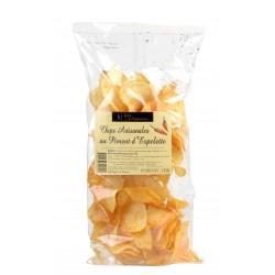 Chips au Piment d'Espelette